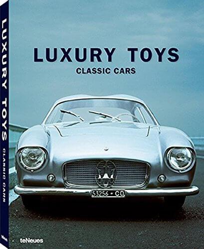 Classic Cars - Buch für den Freund