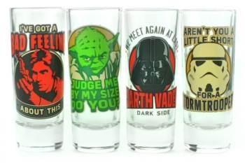 Star Wars Gläser - Männergeschenk