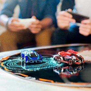 Anki Overdrive VS Carrera Bahn Starterkit Geschenke für Kind gebliebenen Mann kaufen 6 Männerspielzeug kaufen – Männerspielzeuge finden – Spielzeug für Männer finden – bestes Männerspielzeug – Männerspielzeug im Vergleich