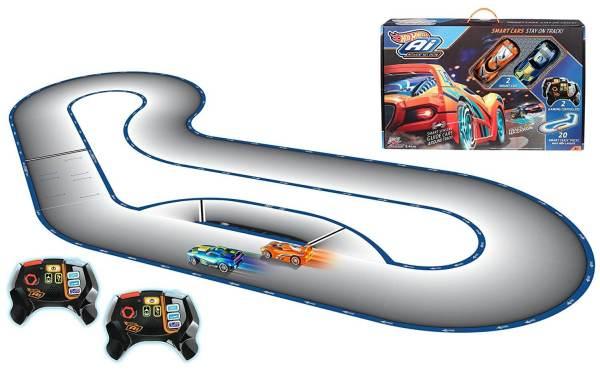 Anki Overdrive VS Carrera Bahn Starterkit Geschenke für Kind gebliebenen Mann kaufen Konkurent Hot Wheels AI Männerspielzeug kaufen – Männerspielzeuge finden – Spielzeug für Männer finden – bestes Männerspielzeug – Männerspielzeug im Vergleich