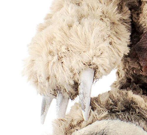 Zombie Teddy kaufen Geschenk für Horror Fans - Teddybär, Kuscheltier, Plüschtier, Stofftier - 25 cm Krallen