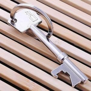 Aussergewöhnliche Flaschenöffner ungewöhnlich Kapselheber ausgefallen Bieröffner - coole, besondere, beste, originelle, aus Holz - Fake Schlüssel
