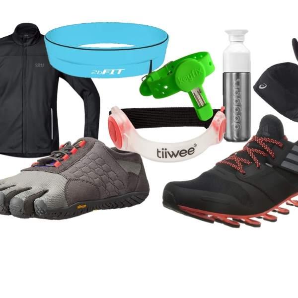 Geschenke für Läufer oder Marathonläufer - originelle und witzige Geschenke und Geschenkideen Titelbild
