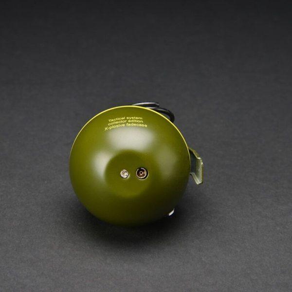 Feuerzeug im Granaten Design - Sturmfeuerzeug Granatnendesign - Geschenke für Männer kaufen High Explosive Nade 4