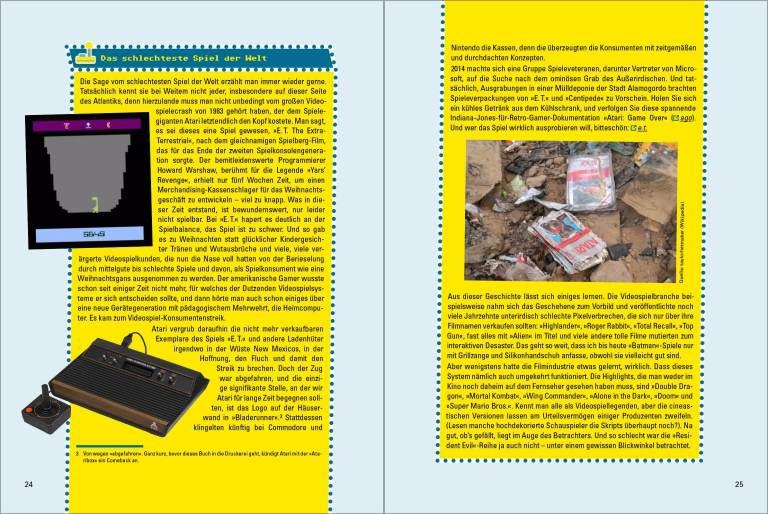 Lektüre für Nerds Buch für Gamer Lesestoff für Geeks Inhalt 1
