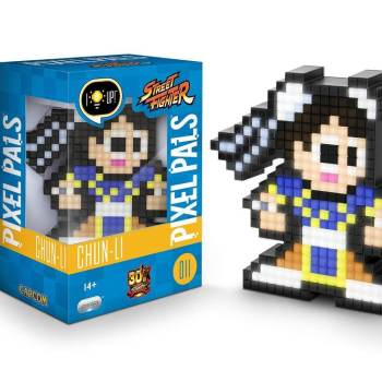 #11 Street Figher – Chun Li 011 Die gesamte Pixel Pals Collection