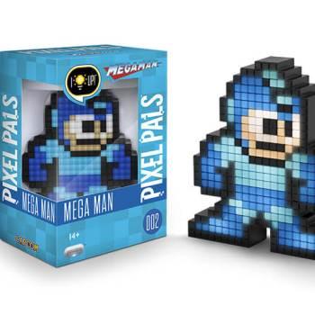 #2 Capcom –Mega Man 002 Die gesamte Pixel Pals Collection