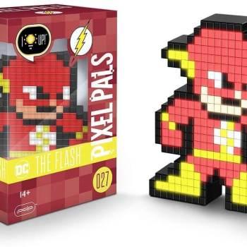 #27 DC – The Flash 027 Die gesamte Pixel Pals Collection