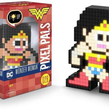 #28 DC – Wonder Woman 028 Die gesamte Pixel Pals Collection