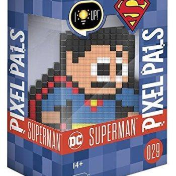 #29 DC – Superman 029 Die gesamte Pixel Pals Collection