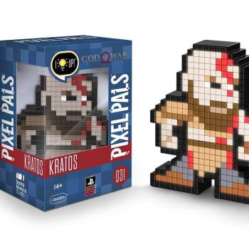 #31 God of War – Kratos 031 Die gesamte Pixel Pals Collection