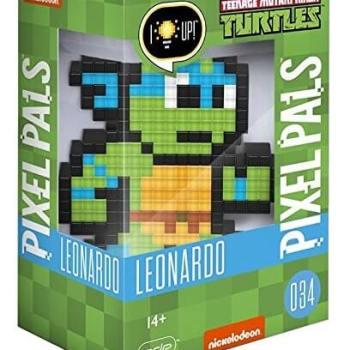#34 Teenage Mutant Ninja Turtles – Leonardo 034 Die gesamte Pixel Pals Collection