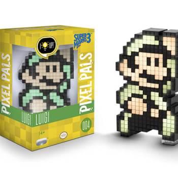 #4 Super Mario Bros. 3 – Luigi 004 Die gesamte Pixel Pals Collection