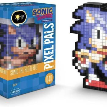 #40 Sega – Sonic 040 Die gesamte Pixel Pals Collection