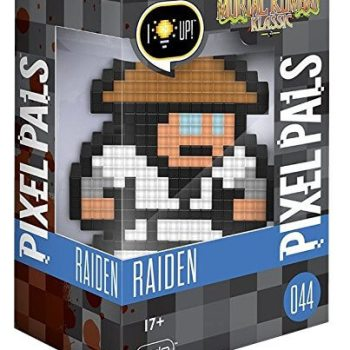 #44 Mortal Kombat – Raiden 044 Die gesamte Pixel Pals Collection