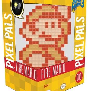 #5 Super Mario Bros. 3 005 – Fire Mario Die gesamte Pixel Pals Collection