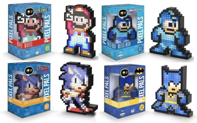 Die gesamte Pixel Pals Collection Titelbild Männerspielzeug kaufen – Männerspielzeuge finden – Spielzeug für Männer finden – bestes Männerspielzeug – Männerspielzeug im Vergleich