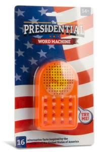 Donald Trump Sound-Machine richtig gequirlte Kacke von euch geben