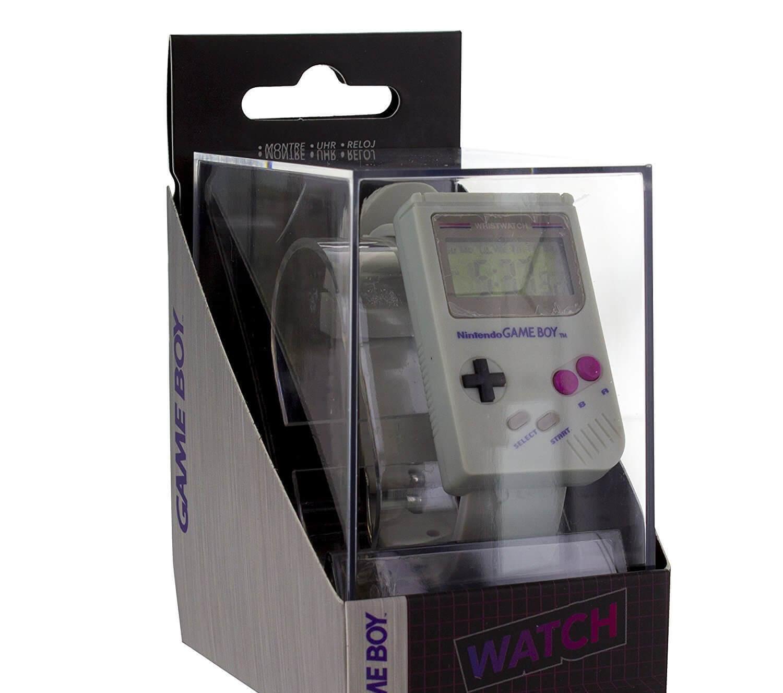 Gameboy Armbanduhr - Nerdige Armbanduhr - Uhren für Nerds - Nerdige Uhren - Nintendo Armbanduhren Gameboy - Weihnachtsgeschenke für Männer