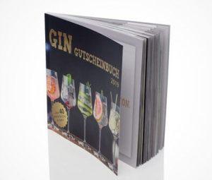Gin Gutscheinbuch exklusives Geschenk für Gin-Profis 6
