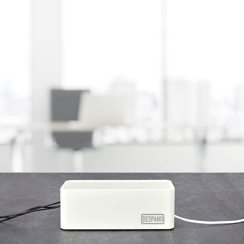 Sexy Kabelmanager - Kabelbox - Kabel sauber verwahren - Kabelchaos vermeiden - Kabel verstecken