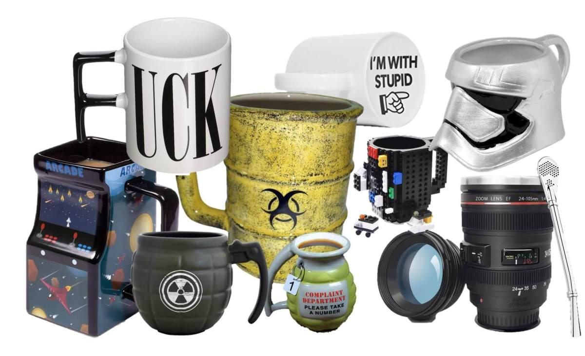 Kaffeebecher – Über 100 lustige Tassen