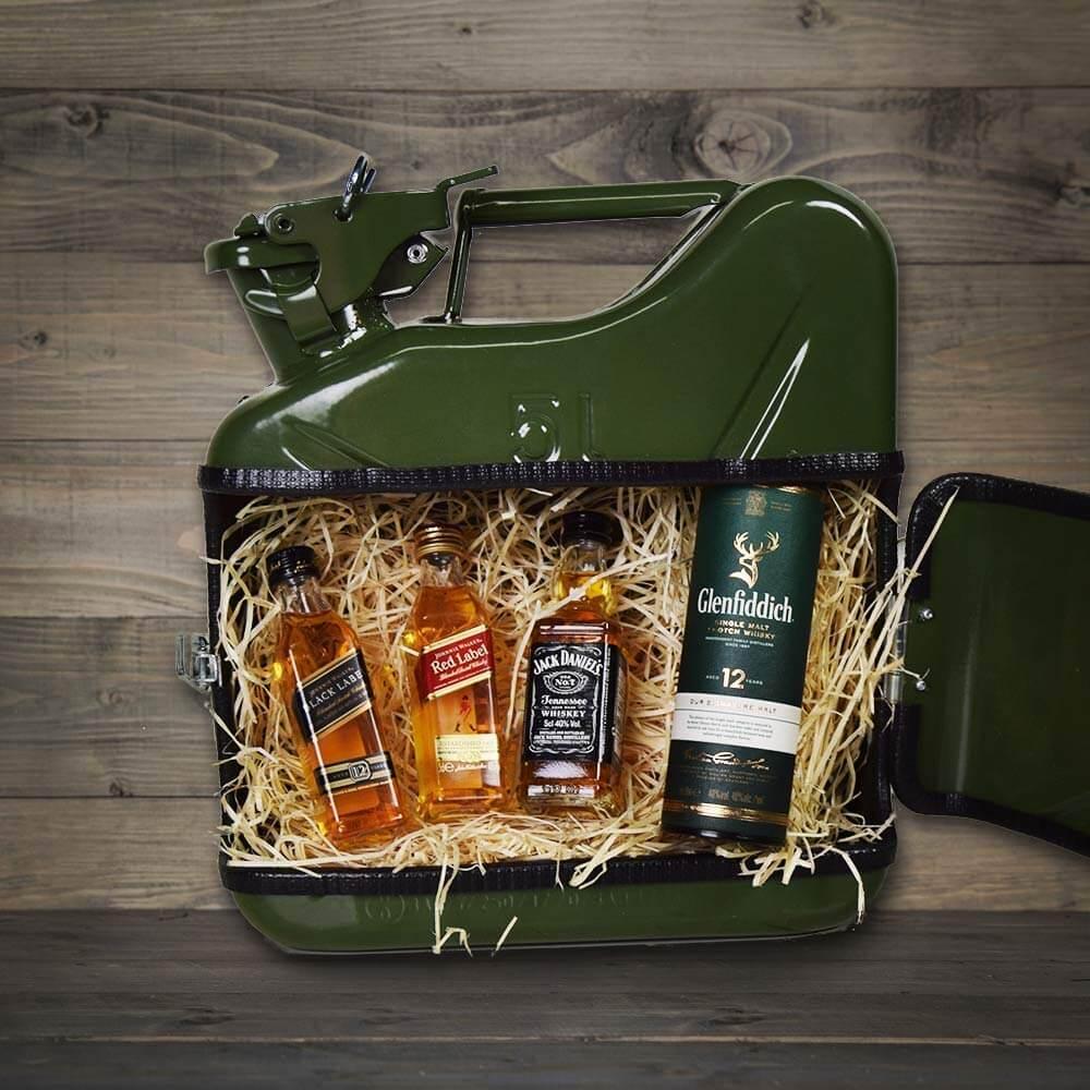 UPDATE: Kanister Bar – Das Whiskyversteck - Jetzt 12 Varianten!
