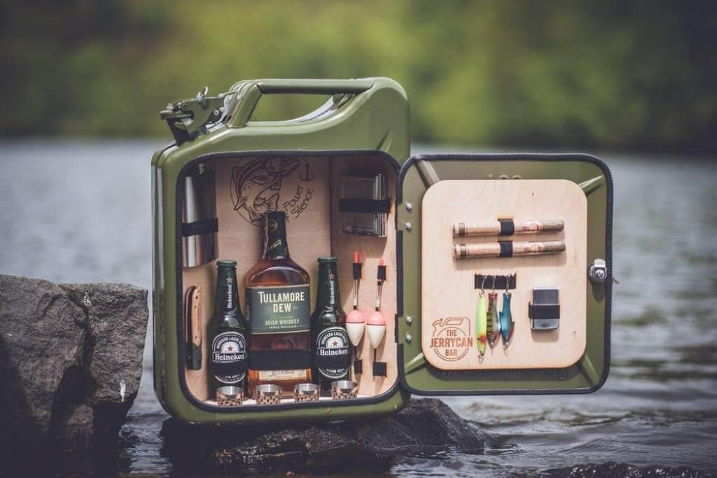 Die Jerry Can Bar für Angler 4