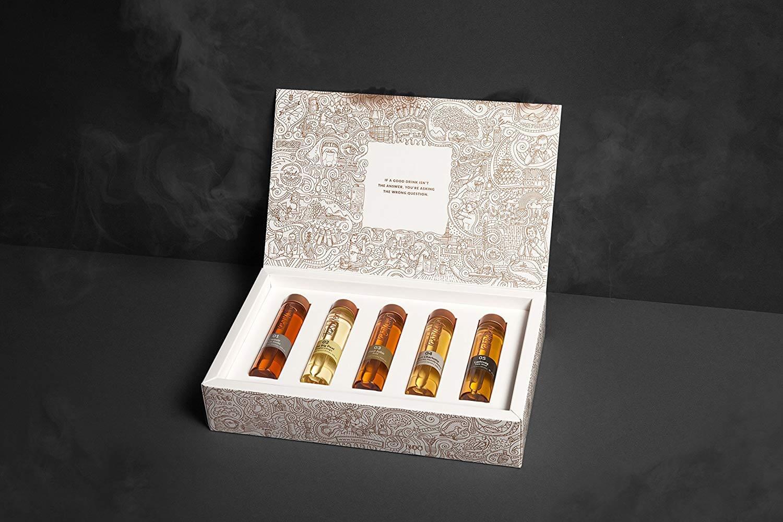 Whiskys zum Probieren im Set exklusiven Whisky-Sets für Kenner Rauchige Whiskys 2