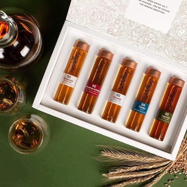 Whiskys zum Probieren im Set exklusiven Whisky-Sets für Kenner Schottland 2