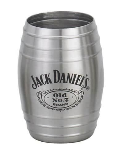 26 Jack Daniels Fass Schnapsglas - Schnapsgläser - Shotgläser im edlen Design - Shot Becher - Tequila Gläser - Schnaps Becher - Stamperl - Pinneken - Pinnchen - Schott Glas - Gläser Set