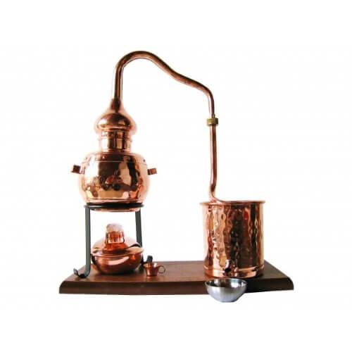 """0,5l Destille """"Alambic Classico"""" ohne Thermometer und Aromakorb"""