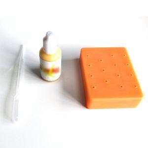 Pickel-Ausdrücken Set - Scherzartikel für Männer - Geschenk zum ekeln - Ant-Stress Geschenk