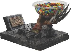 Freddy Krueger Messerhandschuh Süßigkeitenschale - Stephan Kings Es - Süßigkeitenschalenhalter - Horrofilm Candy Holder Bowl