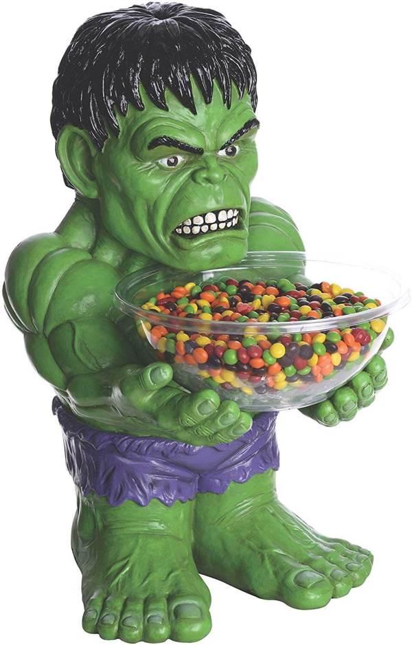 Hulk Süßigkeitenschale - DC Comicheld - Süßigkeitenschalenhalter - DC Comic Candy Holder Bowl
