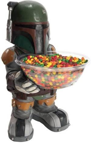 Boba Fett Süßigkeitenschale - Süßigkeitenschalenhalter - Star Wars Candy Holder Bowl