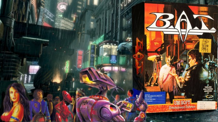 """""""B.A.T. – Bureau of Astral Troubleshooters"""" from Ubi Soft"""