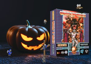 """Ghouls'n Ghosts"" from Capcom"