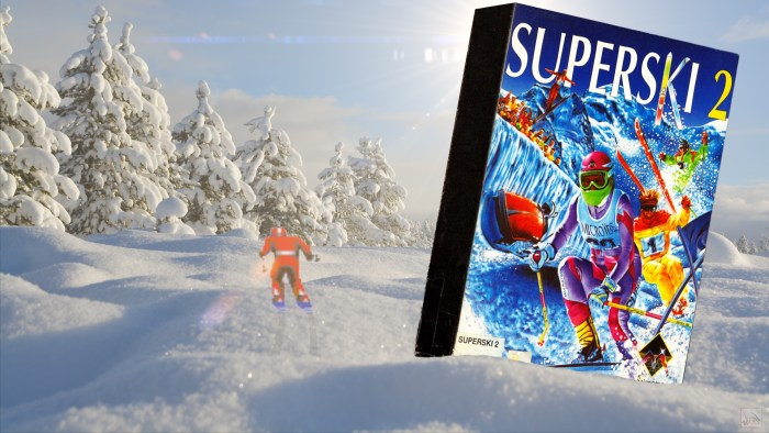 """""""Superski 2"""" from Microids"""
