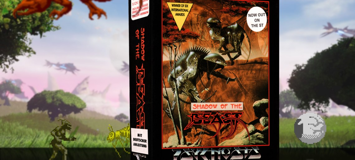 """Shadow of the Beast"" from Psygnosis"