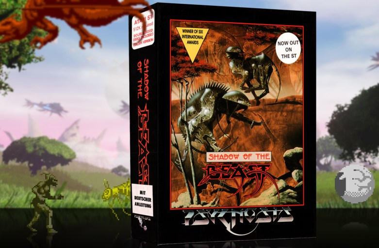 """""""Shadow of the Beast"""" from Psygnosis"""