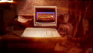 Indiana Jones & Atari ST 2