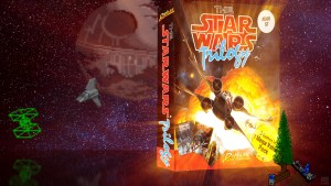 """""""Star Wars Trilogy"""" from Domark"""