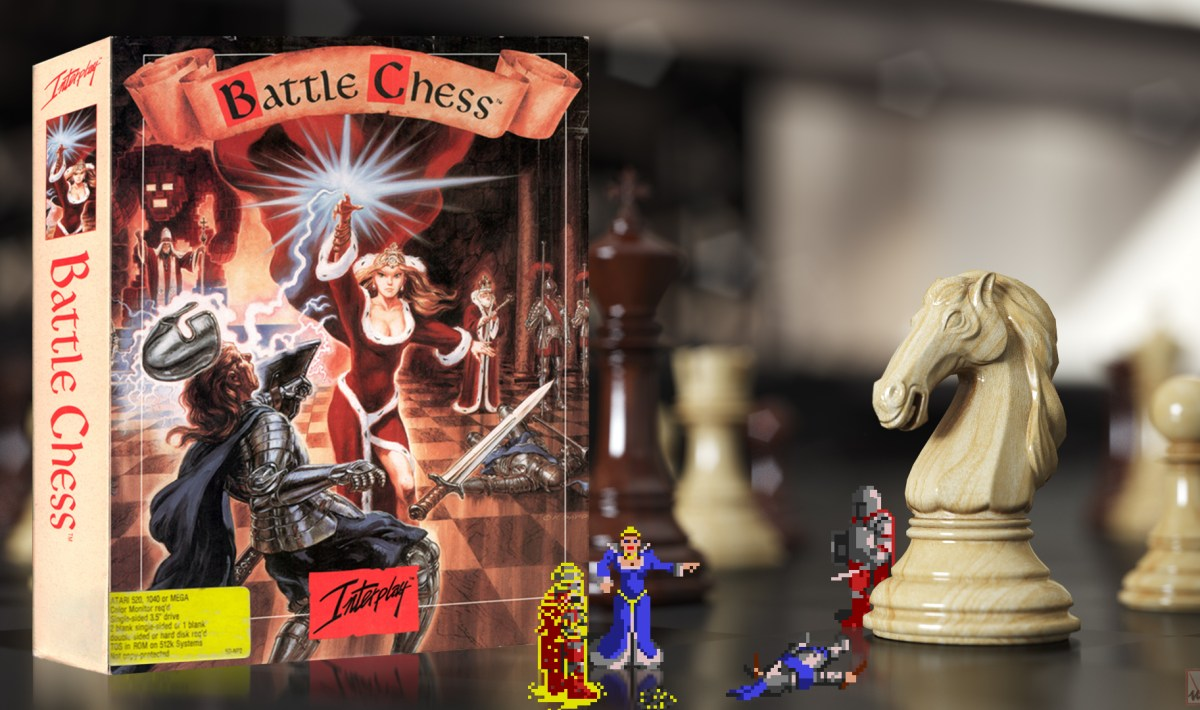 """Battle Chess"" from Interplay"