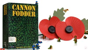 """""""Cannon Fodder"""" from Sensible Software"""
