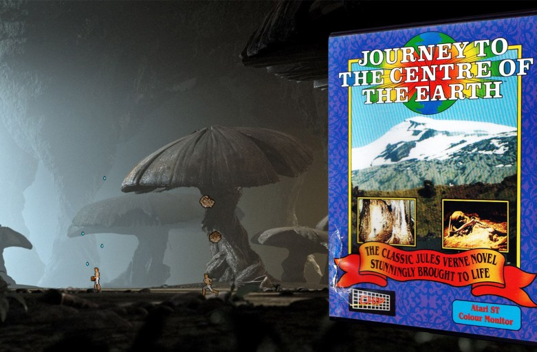"""""""Journey to the Center of the Earth"""" from Chip"""