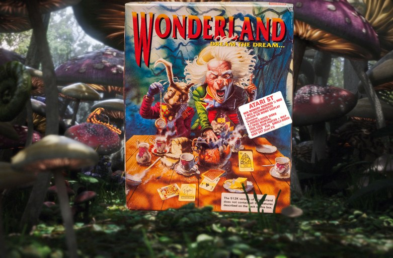 """Wonderland"" from Magnetic Scrolls"