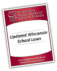 Updated Wisconsin School Laws