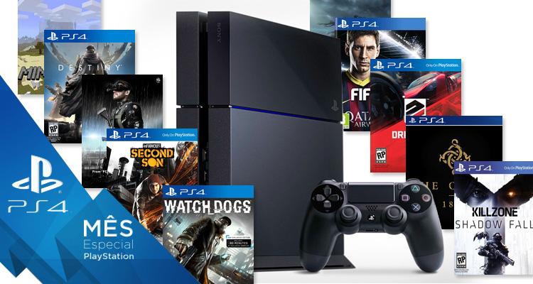 Os Jogos Mais Esperados Na Playstation 4 WASD