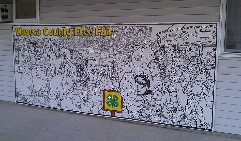 Waseca County Free Fair